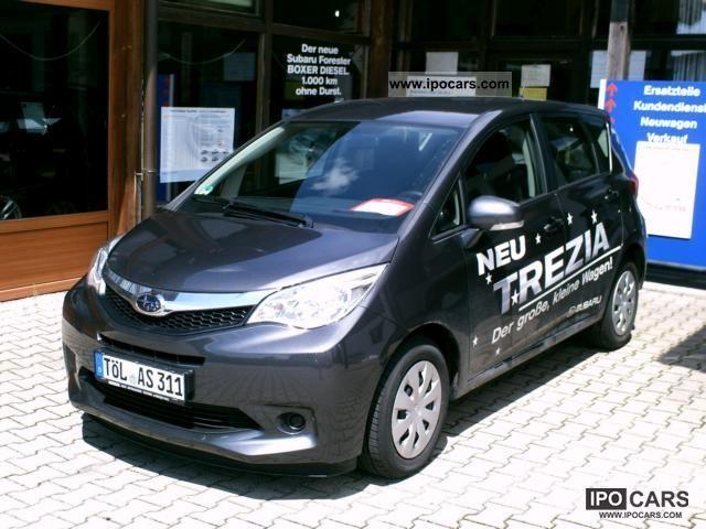 2011 Subaru  Trezia gasoline including 1 year post warranty Other Demonstration Vehicle photo