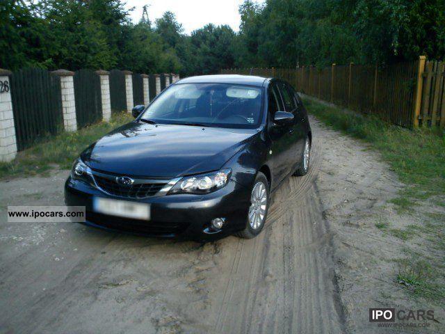 2007 Subaru  Impreza WRS Other Used vehicle photo