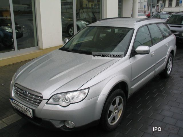 2006 subaru outback 2 5 trend car photo and specs. Black Bedroom Furniture Sets. Home Design Ideas