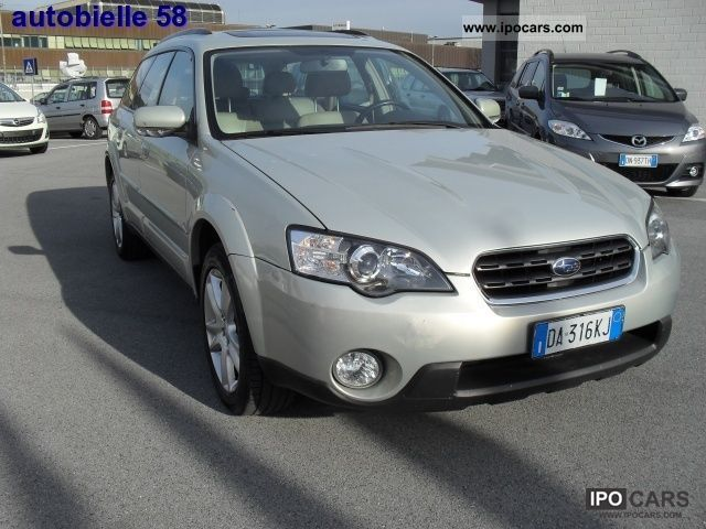2006 subaru outback 3 0r 24v at zn car photo and specs. Black Bedroom Furniture Sets. Home Design Ideas