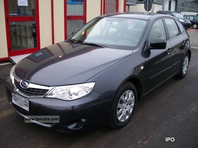 2009 Subaru  Impreza 1.5R Comfort GPL Limousine Used vehicle photo