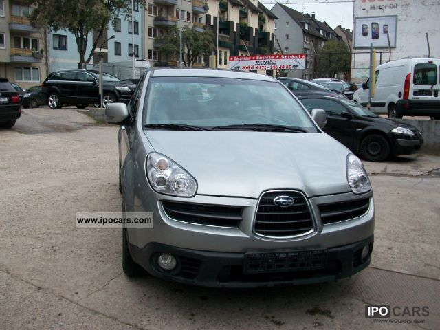 2008 Subaru  B9 Tribeca 3.0R Aut. Exclusive leather Navi SCD Limousine Used vehicle photo