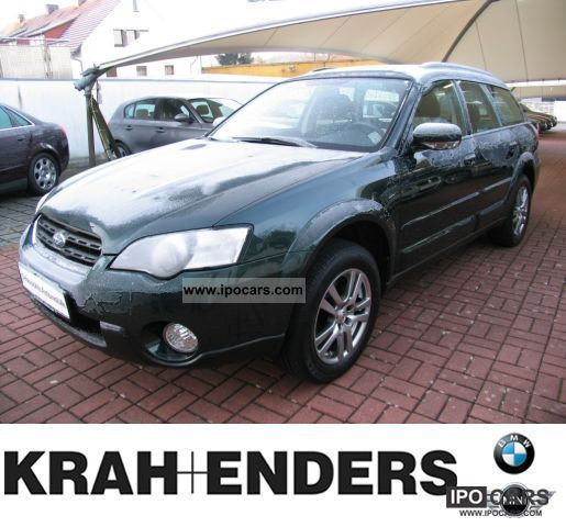 Subaru  OUTBACK 2.5 Gas Conversion Active climate control 2006 Liquefied Petroleum Gas Cars (LPG, GPL, propane) photo