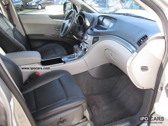 2007 Subaru B9 Tribeca 3 0r Comfort Leder Navi R 252 Ckfk 1 Han Car Photo And Specs