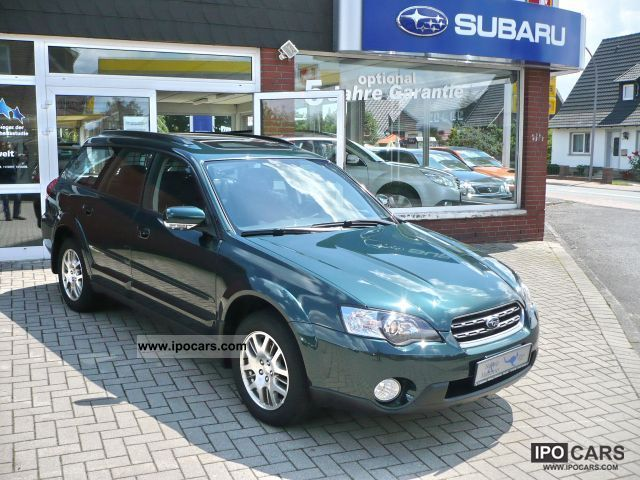 Subaru  Outback 2.5 automatic LPG 2006 Liquefied Petroleum Gas Cars (LPG, GPL, propane) photo