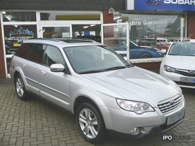 Subaru  Outback 2.5 Active LPG 2006 Liquefied Petroleum Gas Cars (LPG, GPL, propane) photo