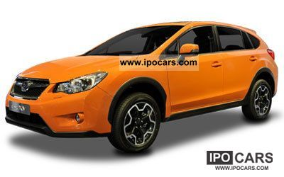 2011 Subaru  XV 4WD 1.6i Active Off-road Vehicle/Pickup Truck New vehicle photo