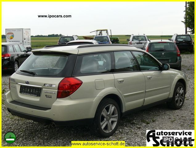 2006 subaru outback 3 0r auto navigation car photo and specs. Black Bedroom Furniture Sets. Home Design Ideas