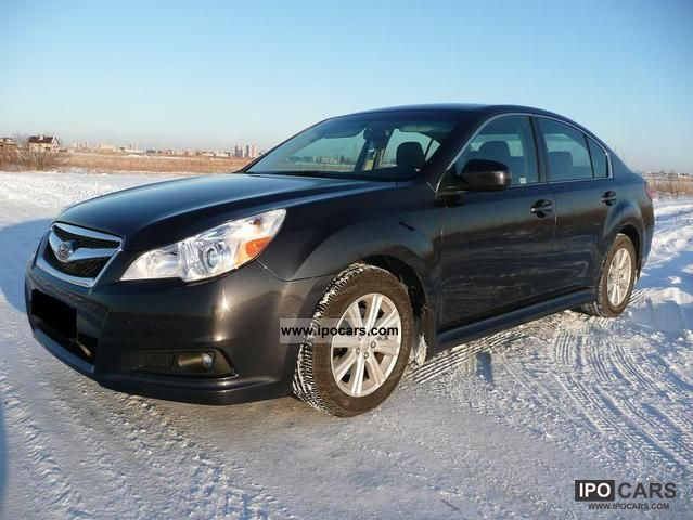 Subaru  Legacy 2.5i Premium LPG GAS 2010 Liquefied Petroleum Gas Cars (LPG, GPL, propane) photo
