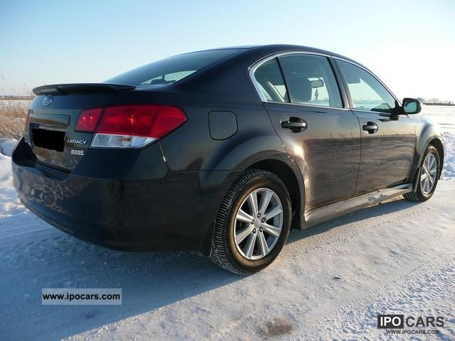 2010 subaru legacy premium lpg gas car photo and specs. Black Bedroom Furniture Sets. Home Design Ideas