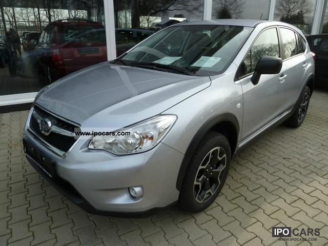 2011 Subaru  XV 6.1 Active Lineartronic \ Off-road Vehicle/Pickup Truck New vehicle photo
