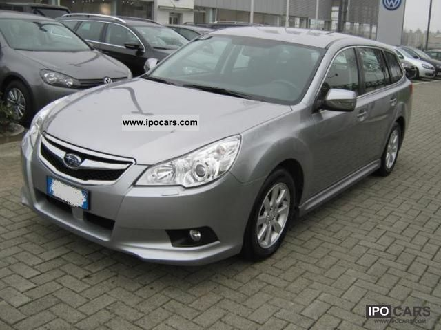 Subaru  Legacy 2.0i SW Lineartronic ABGP Bi-Fuel 2010 Liquefied Petroleum Gas Cars (LPG, GPL, propane) photo