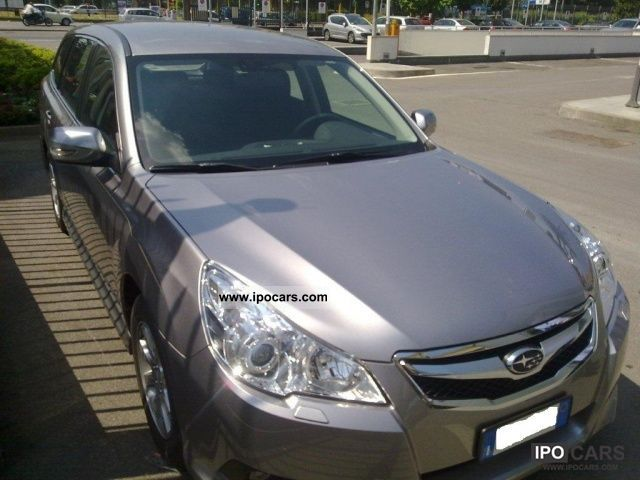 Subaru  Legacy 2.0i SW Bi-Fuel Comfort 2010 Liquefied Petroleum Gas Cars (LPG, GPL, propane) photo