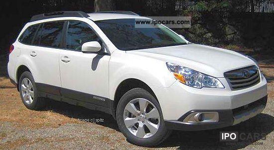 2012 Subaru  Outback 2.5i Active Xenon 2011 Estate Car New vehicle photo
