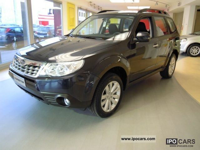 Subaru  Forester 2.0XS bi-fuel trend AWD KM 0 2012 Liquefied Petroleum Gas Cars (LPG, GPL, propane) photo