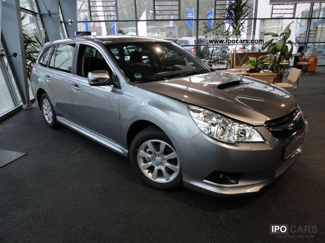 Subaru legacy 2012 kombi