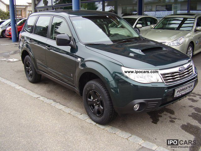 2011 Subaru Forester 2 0 D Hunting For Members Of The Higher Ljv