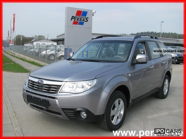 Subaru  Forester 2.0X Executive LPG navigation 2011 Liquefied Petroleum Gas Cars (LPG, GPL, propane) photo