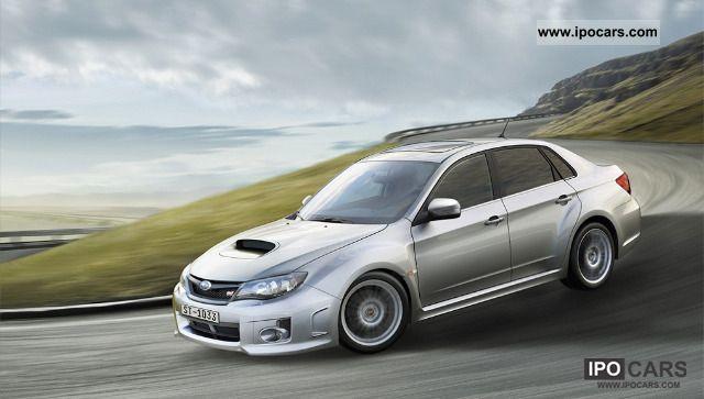 2011 Subaru  Impreza 2.5 STI 6-MT 301km NOWY Sports car/Coupe New vehicle photo