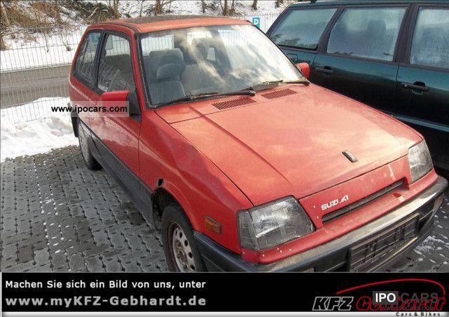 1993 Suzuki  Swift 1.3 GTi, even in parts! Small Car Used vehicle photo