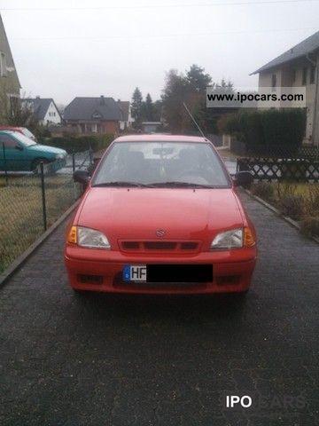 1999 Suzuki  Swift 1.3 GLS Small Car Used vehicle photo