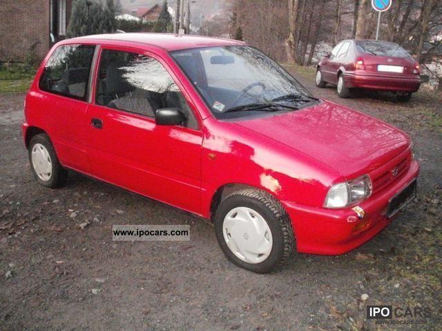 1999 Suzuki Alto Gl Car Photo And Specs