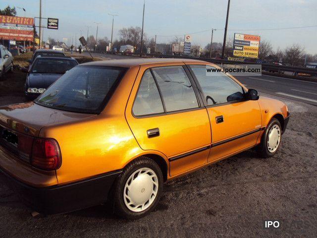 1990 Suzuki Swift Car Photo And Specs