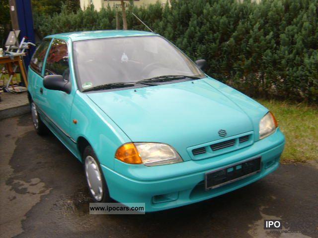 1998 Suzuki  Swift 1.3 GLS. 2 X + HEATER AIR BAG. Small Car Used vehicle photo