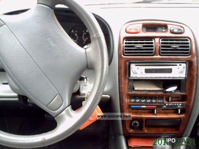 2000 Suzuki Baleno Kombi 16 GLX Estate Car Used Vehicle Photo 4
