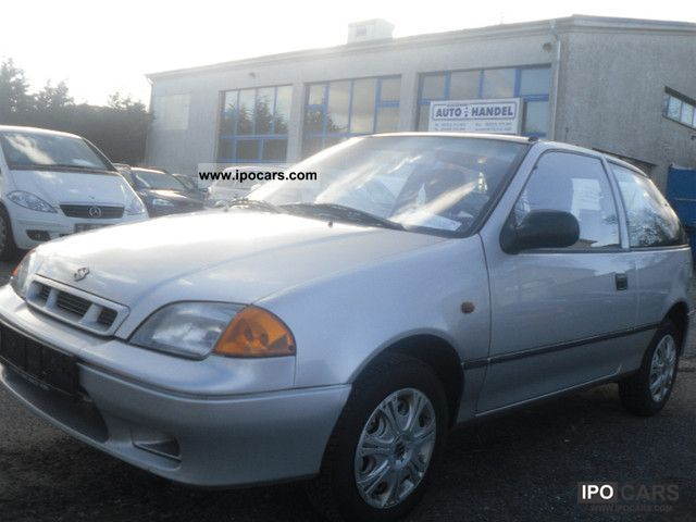 2000 Suzuki  Swift 1.3 GLS, 50KW, POWER, ZV, el.Fh, AIR BAG Small Car Used vehicle photo