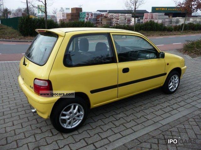 1999 Suzuki Alto 1 0 Gls Automaat 102000km Car Photo