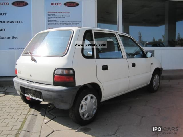 1999 Suzuki Alto Full Service History Cheap To Run Car Photo And