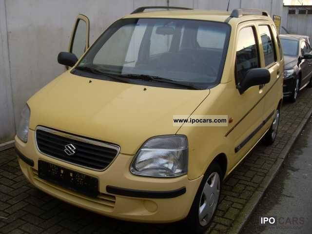 2000 Suzuki  Wagon R + 1.3 GL Small Car Used vehicle photo