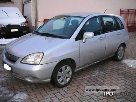 Suzuki  Liana 1.6 GLX 16V 4x4 Bz + GPL 2002 Liquefied Petroleum Gas Cars (LPG, GPL, propane) photo