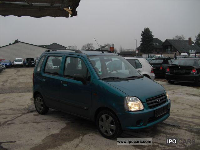 2005 Suzuki  Wagon R + 1.3 DDiS Club City Small Car Used vehicle photo