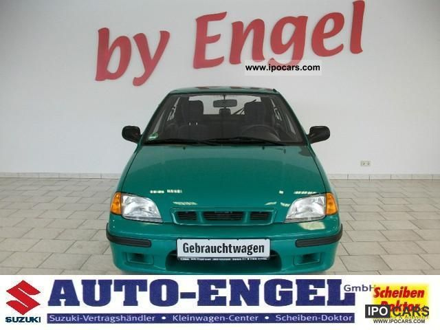 2001 Suzuki  Swift 1.3 GLS Small Car Used vehicle photo