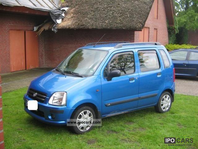 2005 Suzuki  Wagon R + 1.3 DDiS Small Car Used vehicle photo