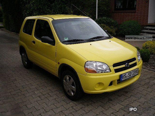 2005 Suzuki Ignis - Car Photo and Specs