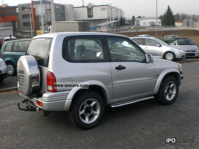Suzuki grand vitara owners manual