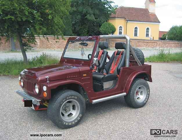 1980 Suzuki  LJ 80 Off-road Vehicle/Pickup Truck Used vehicle photo