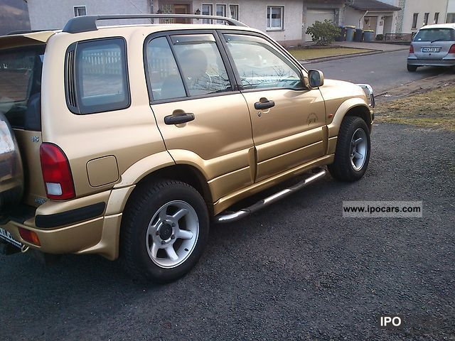 2000 Suzuki Grand Vitara V6 25 Off Road Vehicle Pickup Truck Used