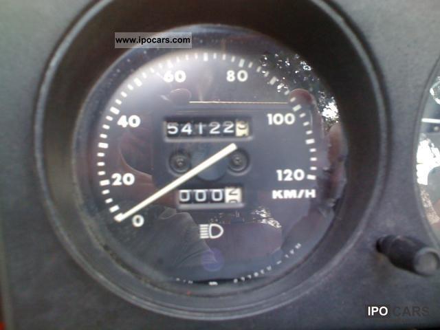 1986 Suzuki Samurai Samurai SJ Cabrio 1.0 Deluxe 86 - Car