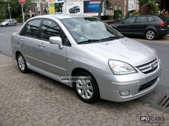 2005 Suzuki Liana 1.6 Sedan Comfort / AIR / SITZH. / ALU / MFL - Car ...