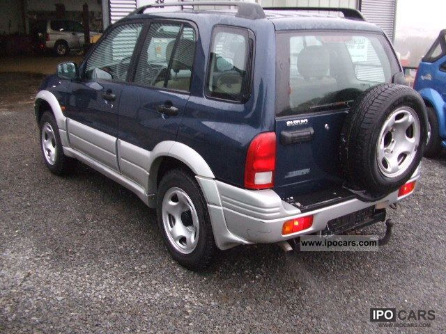 Suzuki Grand Vitara X Door Lgw on 94 Toyota Pickup 4x4