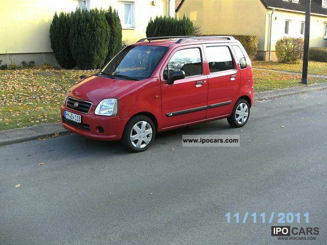 2006 Suzuki  Wagon R + 1.3 DDiS Comfort Van / Minibus Used vehicle photo