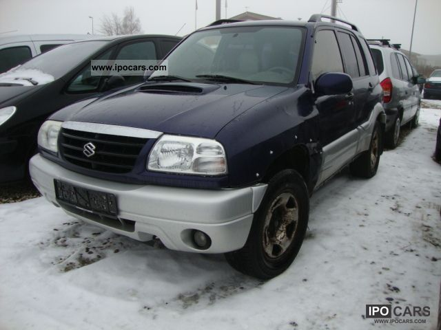 2004 Suzuki  Grand Vitara 2.0 TD Off-road Vehicle/Pickup Truck Used vehicle photo