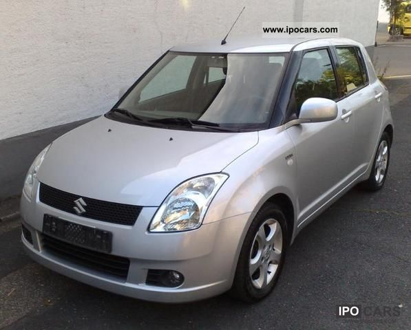 2007 suzuki swift 1 3 climate car photo and specs. Black Bedroom Furniture Sets. Home Design Ideas