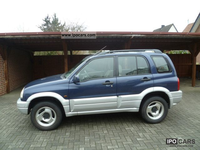 2000 Suzuki Grand Vitara 4x4 automatic climate AHK - Car ...