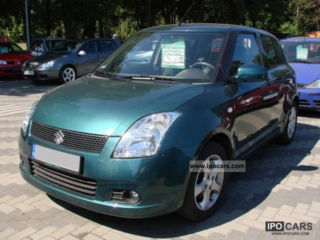 2005 Suzuki  Swift AIR, Nawigacja Other Used vehicle photo