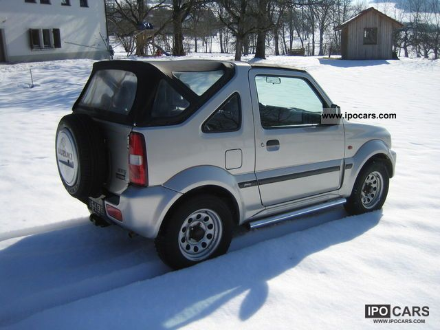 2003 suzuki fj 4x4 convertible car photo and specs. Black Bedroom Furniture Sets. Home Design Ideas